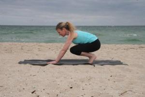 Pilates Week 2 - 2013 006